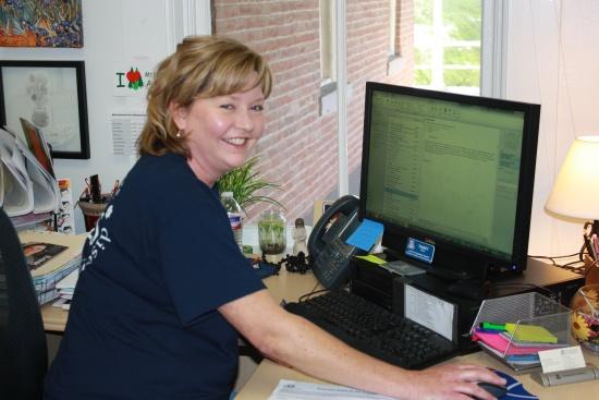 Employee Q&A: Advising Specialist Tammy Allison   UA@Work