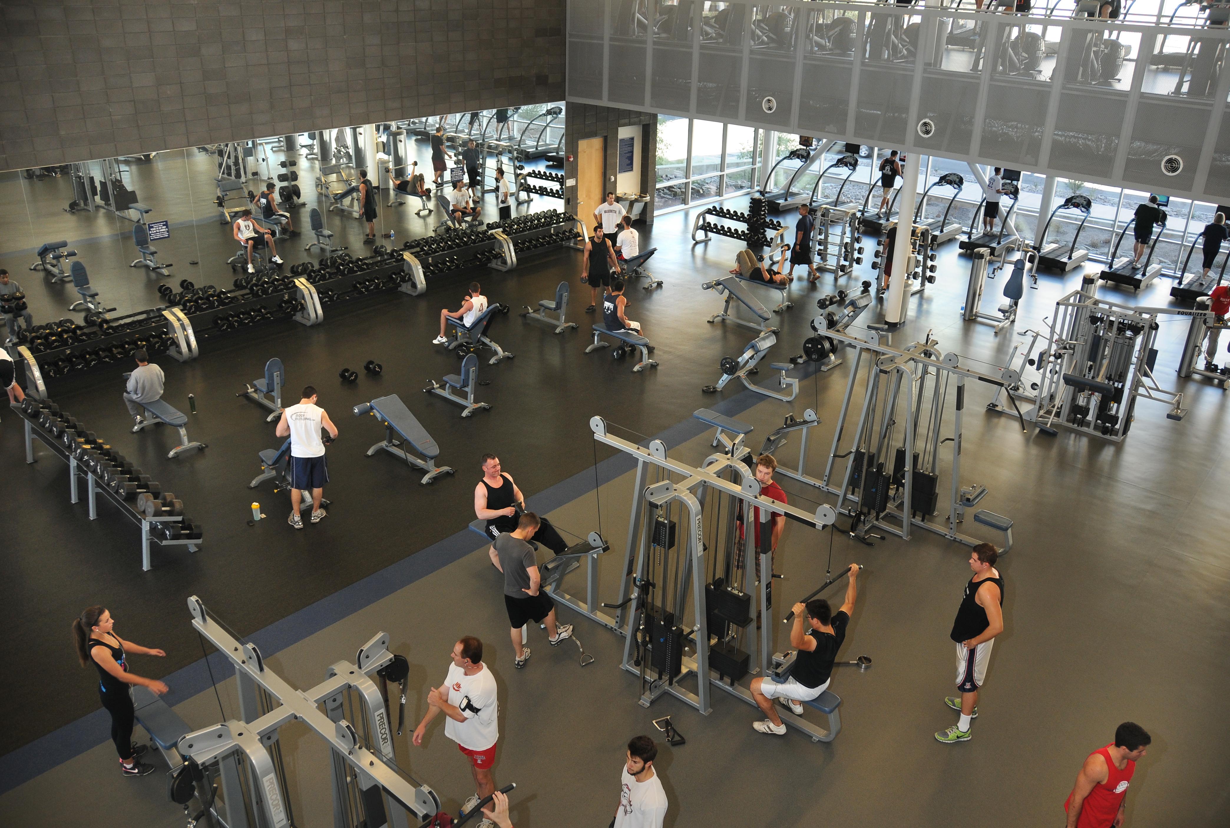 Campus Fitness