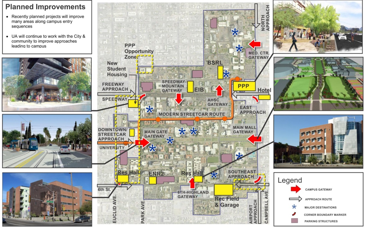 Input Wanted for Campus 'Road Map' | UA@Work