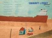 The cover of the spring 2008 issue of the Community Literacy Journal.