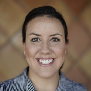 Ashlee Linares-Gaffer, assistant professor of practice in the Department of Nutritional Sciences and incoming HSI fellow