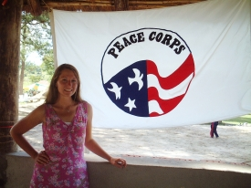 More than 230,000 Americans have served in the Peace Corps since its creation in 1961.