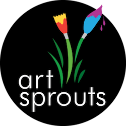 Spend some time with family this summer at Art Sprouts, which combines storytime with art-making.