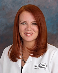 Anna Burke, clinical assistant professor of psychiatry at the College of Medicine – Phoenix