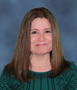 Cecilia Madrid, custodial superintendent