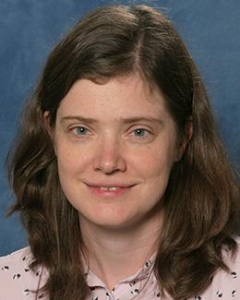 Lynn Carter, associate professor in the Department of Planetary Sciences and Lunar and Planetary Laboratory