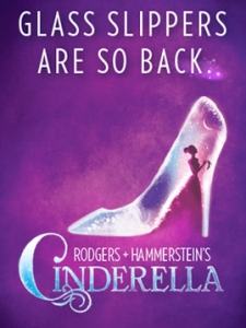"Rodgers + Hammerstein's ""Cinderella"" has eight showtimes between Dec. 5 and 10."