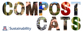 Compost Cats partners with the city of Tucson to take food waste, manure and other organic material from businesses and homes and transform them into compost for local agriculture and landscaping.