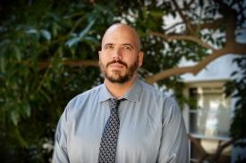 Daniel Martinez, Assistant Professor, School of Sociology