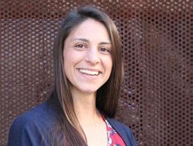 Dana Rhynard, assistant director of fitness and wellness, Campus Recreation