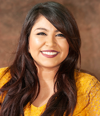 Endeliza Ramos, manager of recruitment and outreach