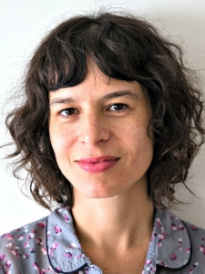 Ruxandra Guidi, assistant professor of practice in the School of Journalism