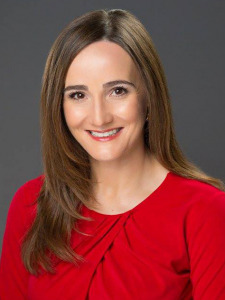 Helena Rodrigues, interim chief human resources officer