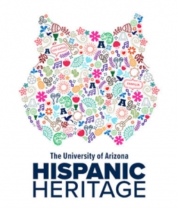 This logo was created for National Hispanic Heritage Month. In addition to digital materials, it will appear on apparel and other items for purchase at the BookStores.