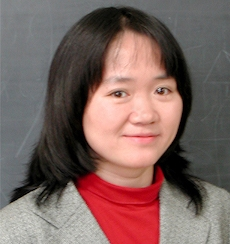 Hong Hua, professor in the James C. Wyant College of Optical Sciences