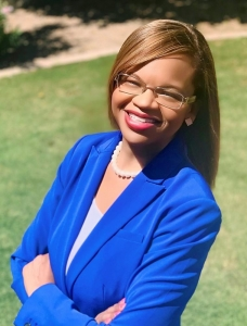 Ivy Banks, Associate Vice Provost for Diversity and Inclusion