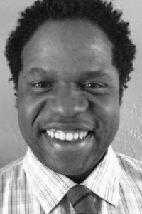 Jerome Dotson, assistant professor in the College of Humanities' Africana Studies Program