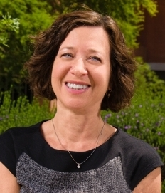Judith Gordon, associate dean of research in the College of Nursing, is the co-principal investigator of the See Me Serene app. (Image courtesy of the College of Nursing)