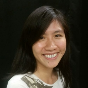Judith Su, assistant professor in the College of Optical Sciences