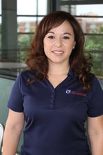 Krystle Calles, program coordinator, Take Charge America Institute