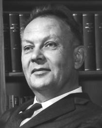 Gerard P. Kuiper, the father of modern planetary science, founded the UA Lunar and Planetary Laboratory in 1960 and was its first director. (Photo courtesy of the UA Lunar and Planetary Laboratory)