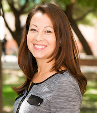 Lisa Gundy, director of recruitment and outreach