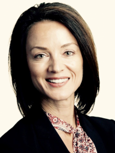 Lisa Rulney, Senior Vice President for Business Affairs and Chief Financial Officer