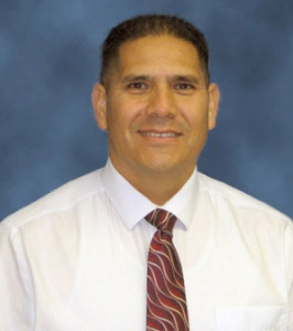 Luis Rocha, director of operations for Facilities Management