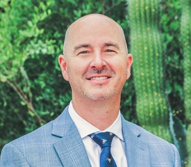 Todd Millay, senior director of Arizona Student Unions