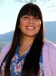 Nichol LeBeau, mental health clinician with Campus Health's Counseling and Psych Services and the embedded counselor for Native American Student Affairs