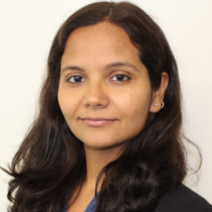 Priyanka Kushwaha, postdoctoral research associate in the Department of Soil, Water and Environmental Science and UAPA executive board member. (Photo: Florida International University Career and Talent Development)