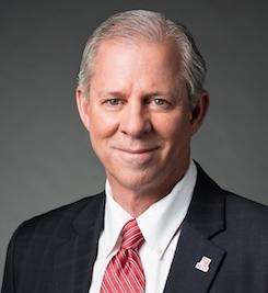 University of Arizona President Robert C. Robbins