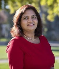 Sangita Pawar, vice president for operations in the Office of Research, Innovation and Impact