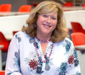 Melody Buckner, associate vice provost of digital learning initiatives and online education