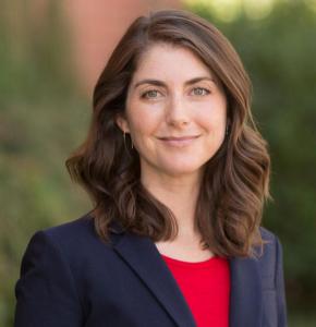 Sarah Mauet, creative director of media and digital technologies