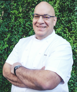 Michael Omo, Arizona Student Unions senior executive chef and director of quality assurance