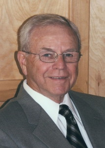 Paul S. Sypherd, provost emeritus and professor emeritus of molecular and cellular biology