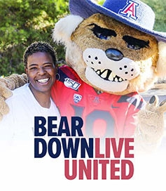 """The University is again partnering with the United Way, whose motto is """"Live United,"""" for this year's effort. The campaign runs Oct. 1-Nov. 6."""