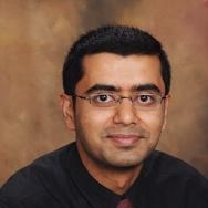 Vignesh Subbian, assistant professor in the Department of Biomedical Engineering