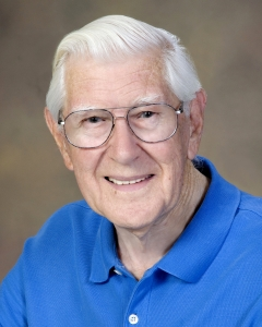 Ewen A. Whitaker came to Tucson in 1960 to help Kuiper map the moon. He played a large role in NASA's early lunar missions. Whitaker died in 2016. (Photo courtesy of the UA Lunar and Planetary Laboratory)