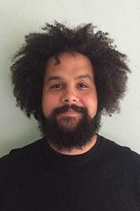 Aaron Coleman, assistant professor, School of Art