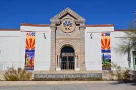 The Arizona Historical Society will be hosting a family-friendly holiday festival on Dec. 7.