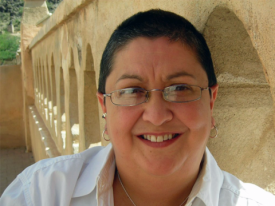 Maribel Alvarez, associate dean for community engagement in the College of Social and Behavioral Sciences and University folklorist