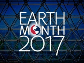 Earth Day has become Earth Month at Biosphere 2, the UA's living laboratory north of Tucson.