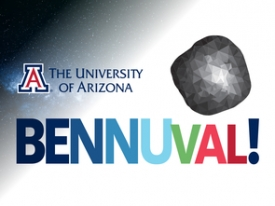 """Bennuval"" on Dec. 1 will feature a variety show at the Fox Tucson Theatre celebrating the arrival of the UA-led OSIRIS-REx mission at the asteroid Bennu."