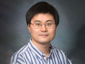 Bo Yang, associate professor of landscape architecture