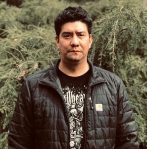 Bojan Louis, a new poetry faculty member in the UA's creative writing and American Indian studies programs, will also read from his work July 25.