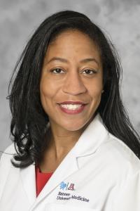 Dr. Khadijah Breathett, assistant professor in the College of Medicine – Tucson