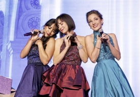 """Spend an evening with three princesses at """"Broadway Princess Party."""""""