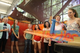Camp Architecture's weeklong day camps begin in early June.